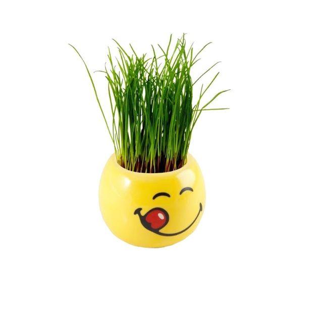 Smiley-Topf Zunge