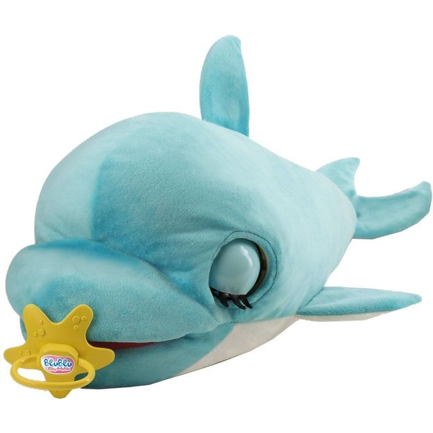 Blu Blu le bébé Dauphin