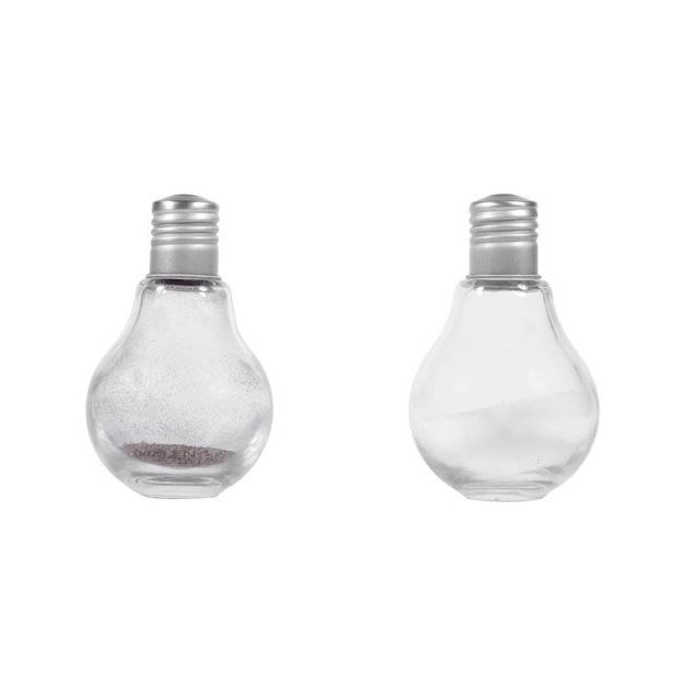 Salz-und Pfefferstreuer Glühbirne
