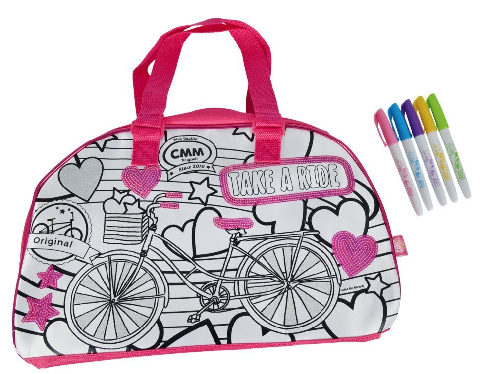 Color me mine color change weekender tasche - Cadeau 12 ans ...