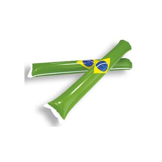 Airsticks - Bâtons gonflables Brésil