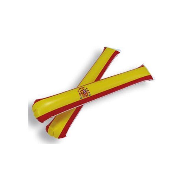Airsticks - Bâtons gonflables Espagne