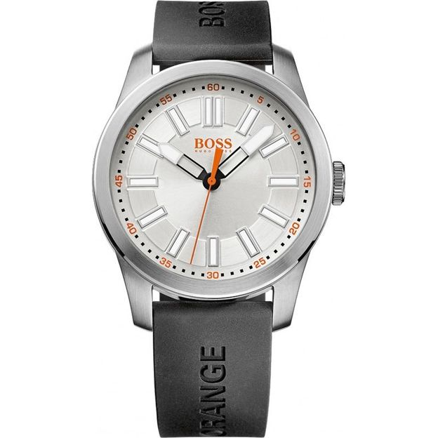 Montre Homme Hugo Boss Paris Blanche