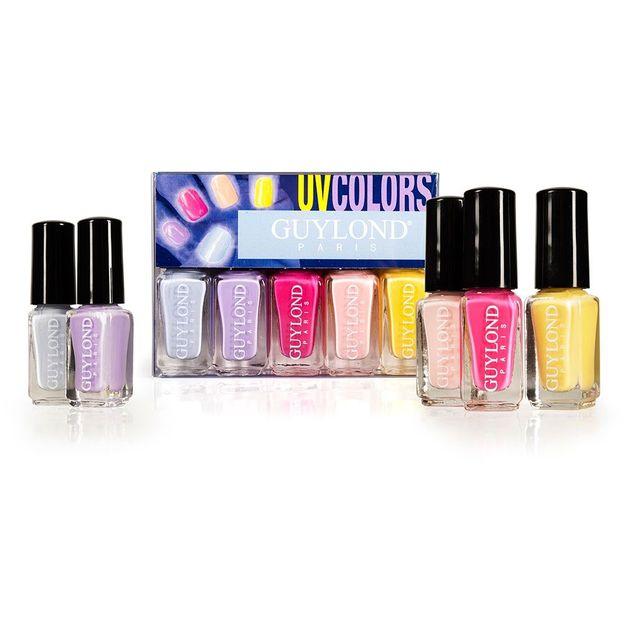 5 vernis à ongles tendance UV Colors