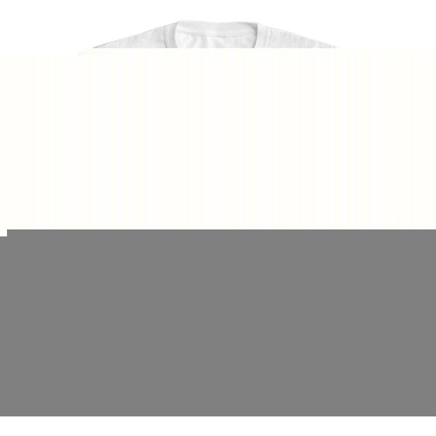 T-shirt Twitter personnalisable blanc homme, Taille L
