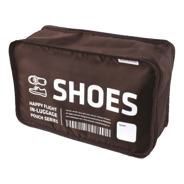 Luggage Pouch Schuhe