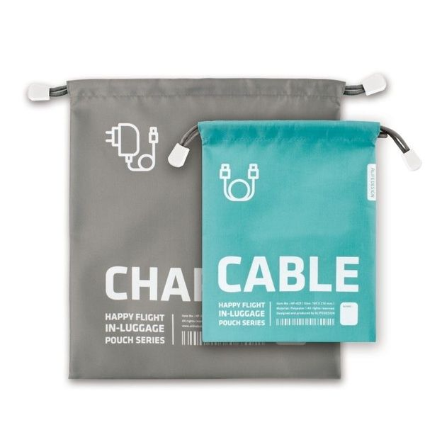 Luggage Pouch Sound & Media