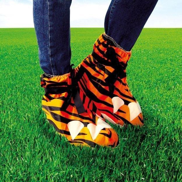 Festival Feet Tiger