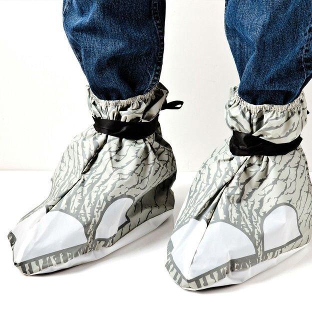 Festival Feet imperméables Pattes d'éléphant