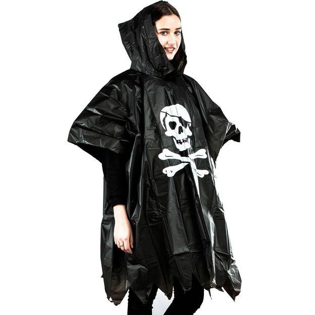 Poncho de pluie Festival Pirate