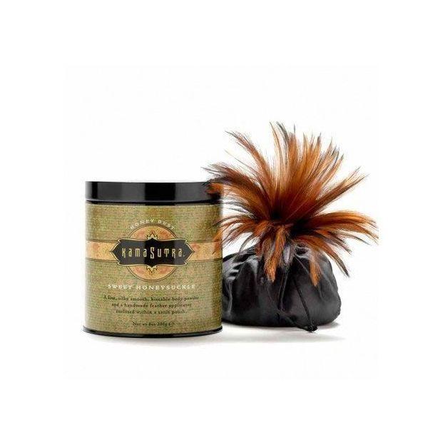 Kamasutra Honey Dust - Poudre corporelle Chèvrefeuille