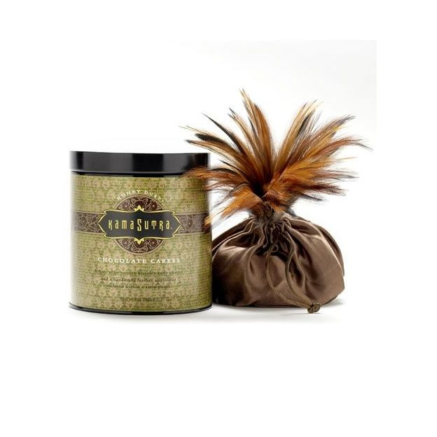 Kamasutra Honey Dust - Poudre corporelle Caresse Chocolat