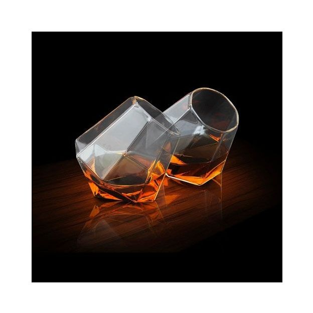 Set de Verres Diamond, 2 pcs
