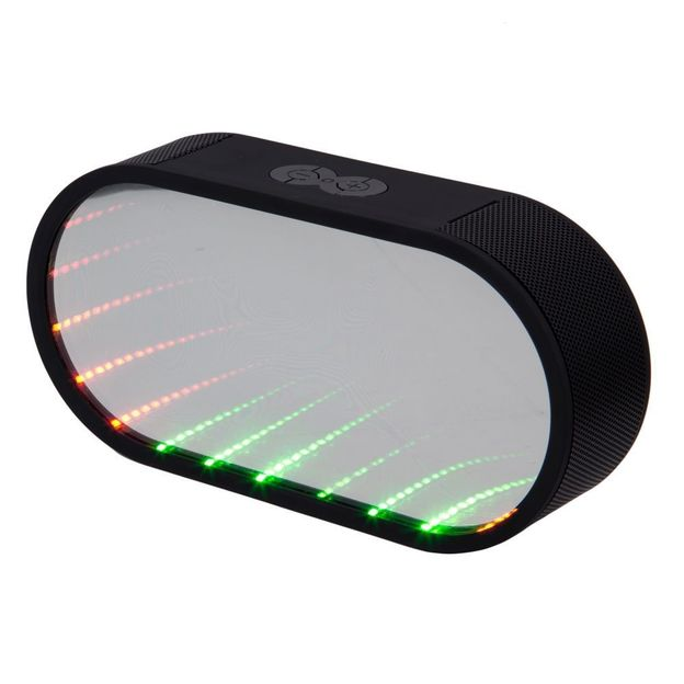 Haut-parleur LED Bluetooth Infinity Speaker