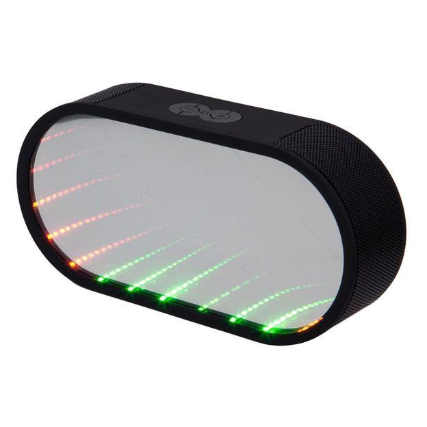 Infinity Speaker - LED Bluetooth Lautsprecher