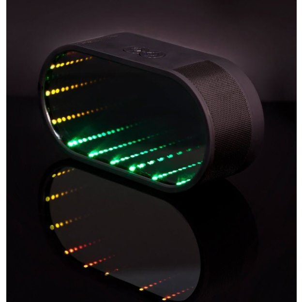 Infinity Speaker - LED Bluetooth Lautsprecher