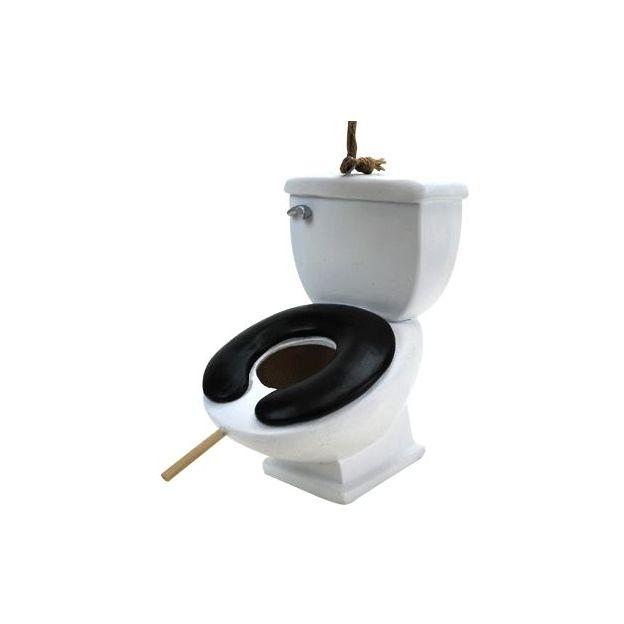 Nichoir oiseaux WC