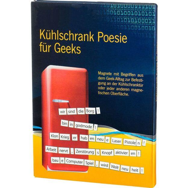 Geek Kühlschrankpoesie Magnete
