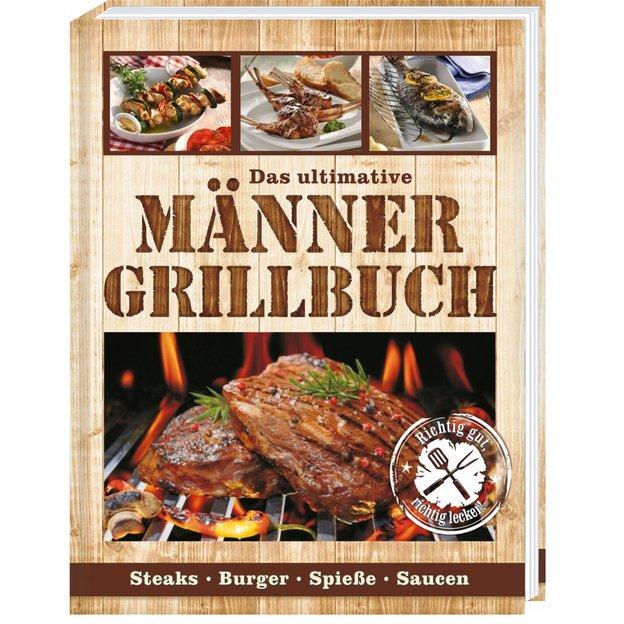 Männer Grillbuch