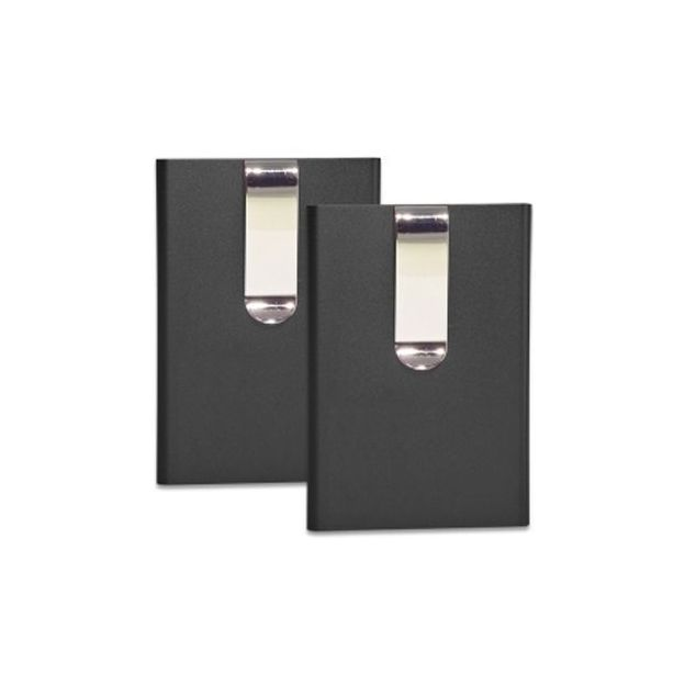 PowerBank ultra-mince avec Clip noire
