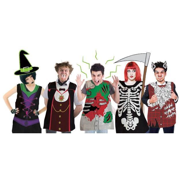 Costumes Halloween de secours