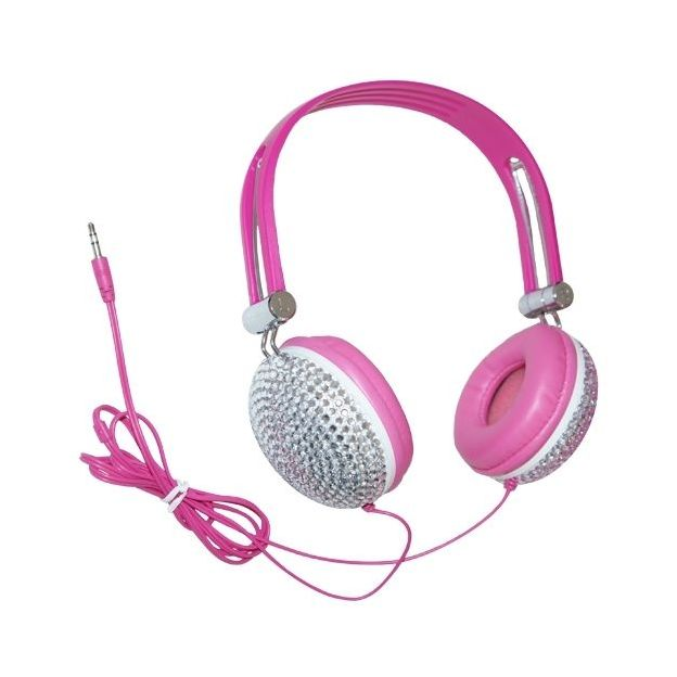 Casque audio Strass Tussi on Tour