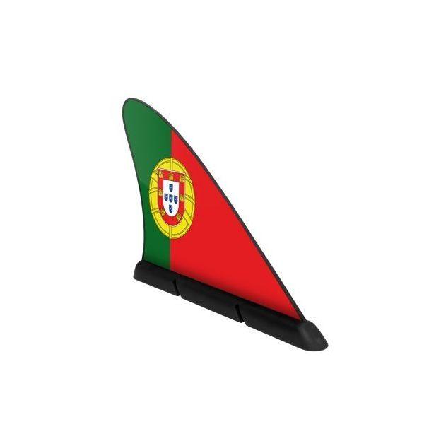 WM Fanflosse fürs Auto Portugal