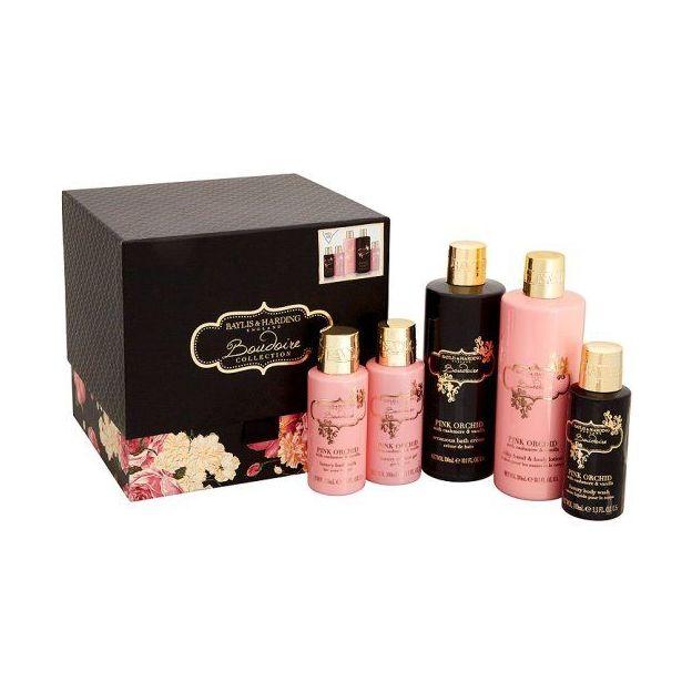 Geschenkset Signature Box für Sie, Pink Orchid & Cashmere