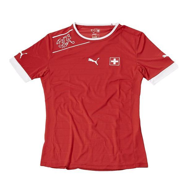 Puma Maillot Equipe Nationale Suisse