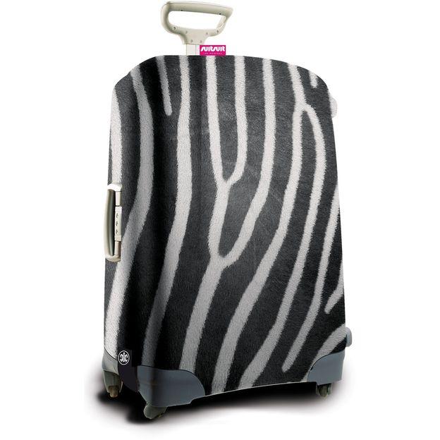 Kofferschutzhüllen SUITSUIT Zebra