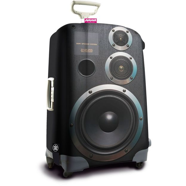 Housses valise SUITSUIT Boombox