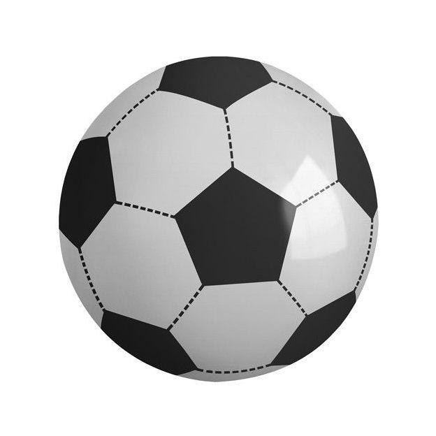 Aufblasbarer Riesen-Fussball 107cm