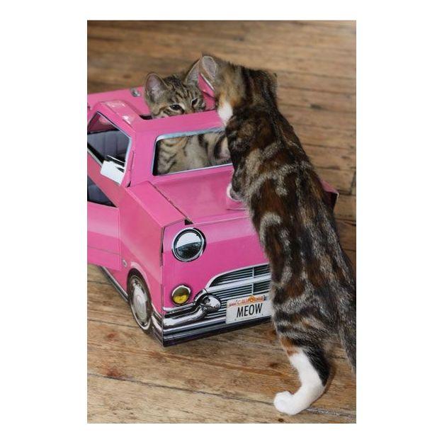 Spielhaus für die Katze Catillac
