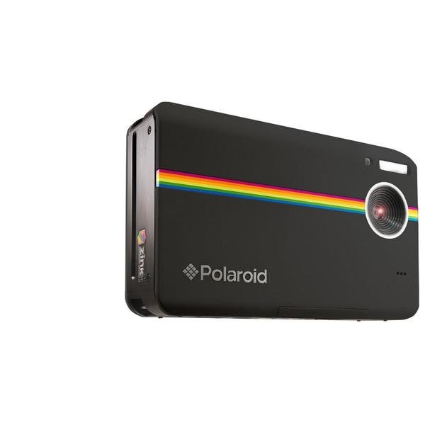 Polaroid 10-Megapixel Kamera Z2300 schwarz