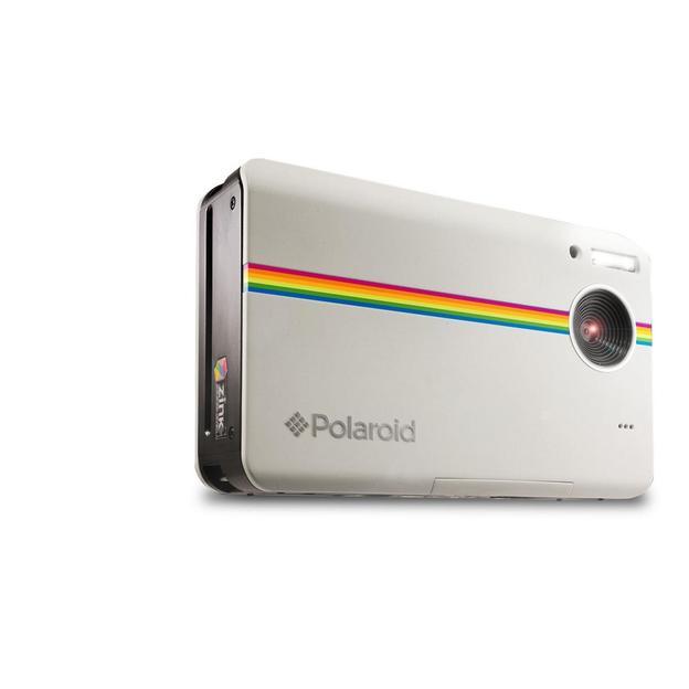 Polaroid 10-Megapixel Kamera Z2300 weiss