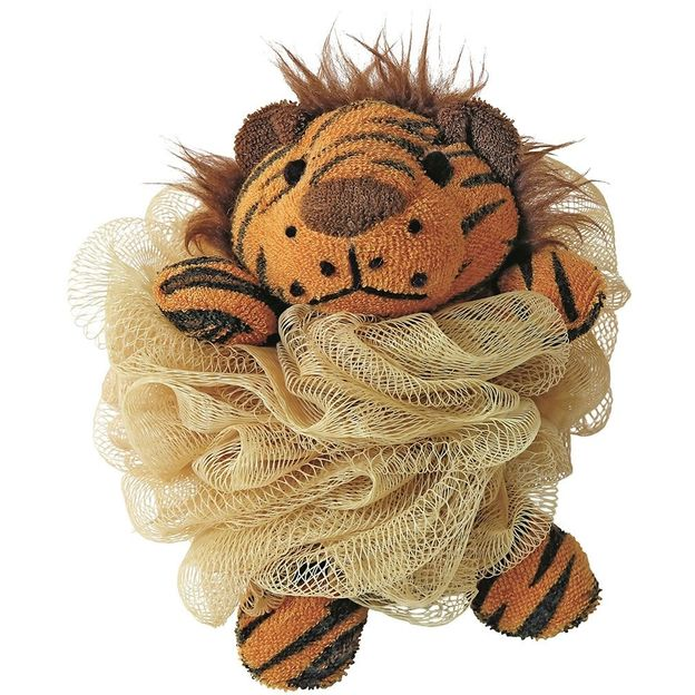 Eponge mesh Tigre