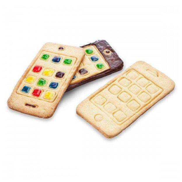Keks-Ausstecher I-Phone
