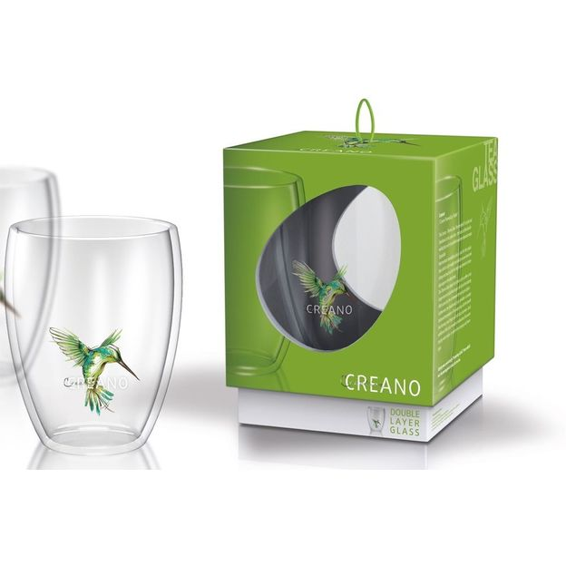 Creano Thermoglas Hummi grün