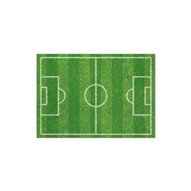 50 sets de table terrain de football for Taille set de table