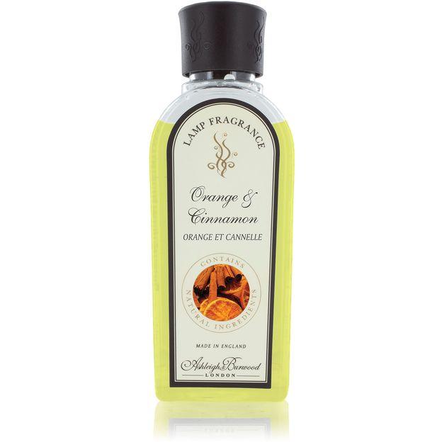 Parfum pour Lampe 250ml - Orange canelle