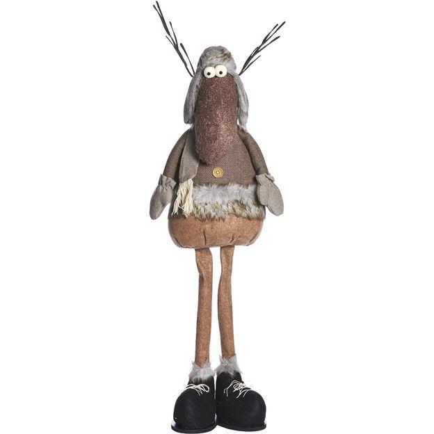 Renne Déco Funny Deer 90cm