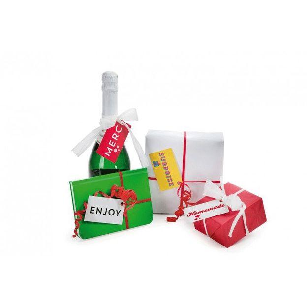 Cartes à messages pour cadeaux