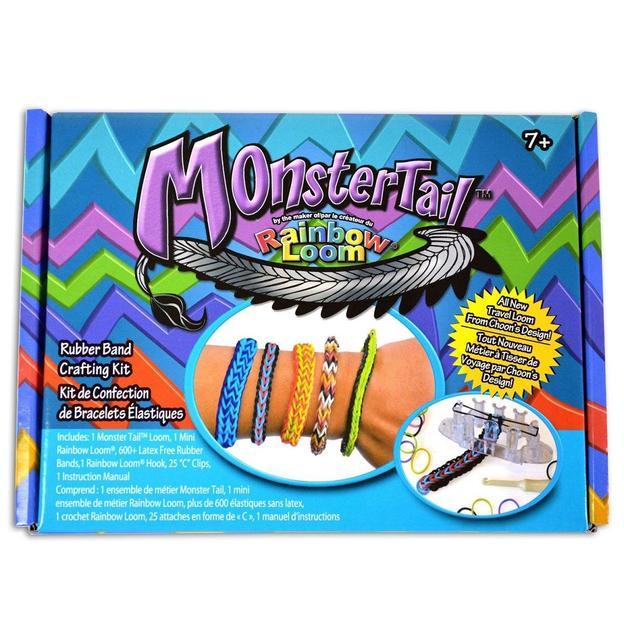 Rainbow Loom MonsterTail Reise-Set