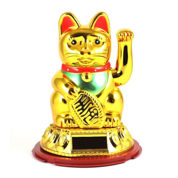 Maneki-Neko le chat qui invite