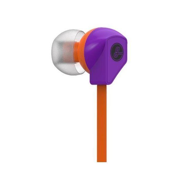 Écouteurs in ear Gavio Gazz+ orange / violet