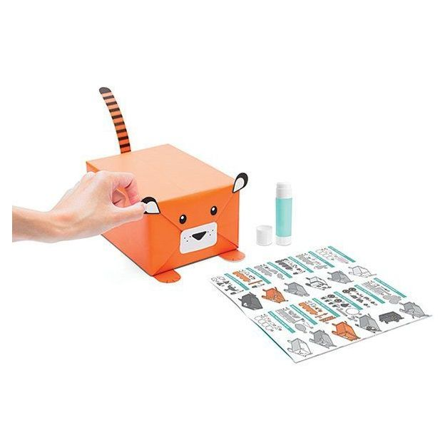 Emballages cadeau en forme d'animaux