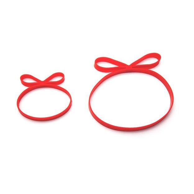 Gifted die flexible Geschenkschleife