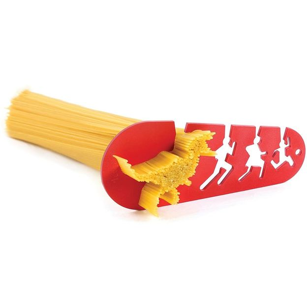 I could eat a T-Rex Spaghetti Mass