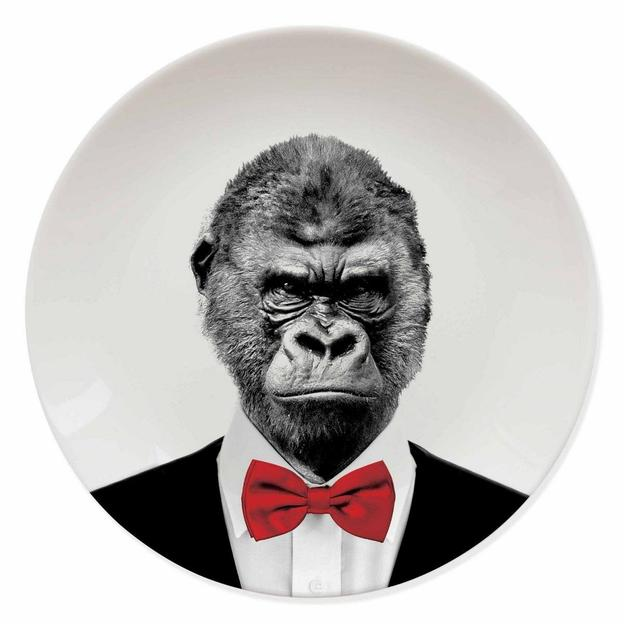 Wild Dining Gorilla