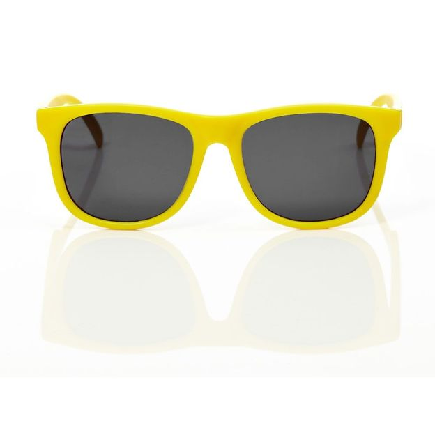 Baby Sunglasses - Neon Yellow